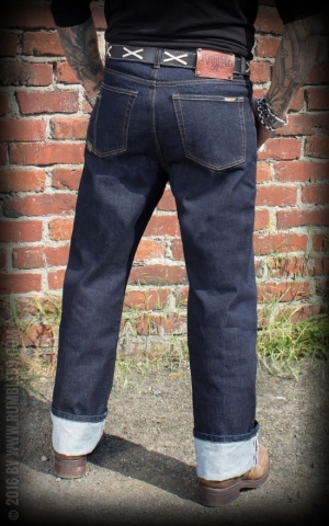 Rumble59 Denim - Greasers Gold