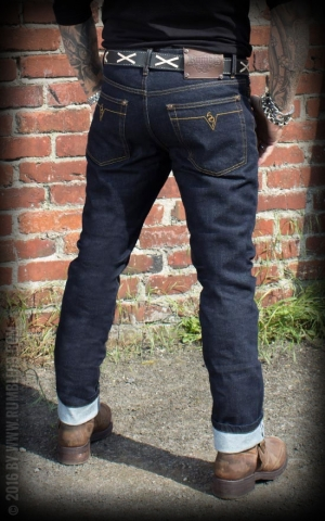 Rumble59 - Male Slim Fit Denim