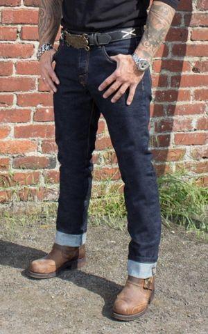 Rumble59 Jeans - Male Slim Fit Denim