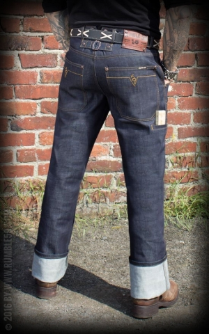 Rumble59 Jeans - Worker Jeans - Woodworker