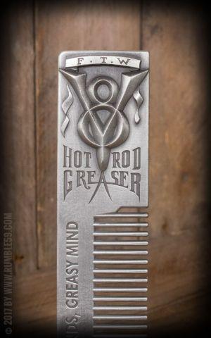 Rumble59 - 3D-Comb - Hotrod Greaser