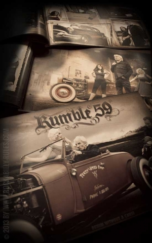 Rumble59 - Magazin / Katalog 2013 / 2014