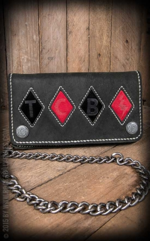 Rumble59 - Leder Wallet  TCB