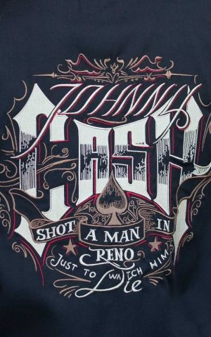 Rumble59 - Lounge Shirt - Shot a man in Reno