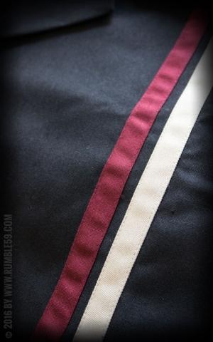 Rumble59 - Lounge Shirt - Cafe Racer