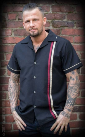 Rumble59 - Lounge Shirt - Death Valley