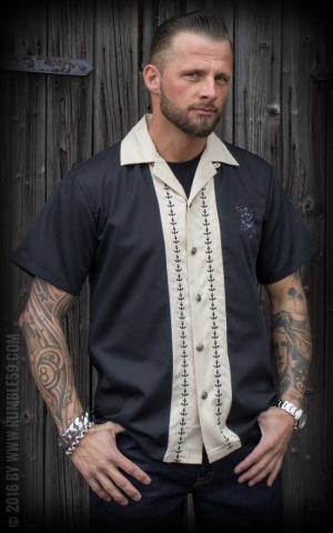 Rumble59 - Lounge Shirt - Let go anchor