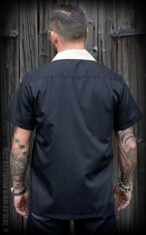 Rumble59 - Lounge Shirt - Let go anchor