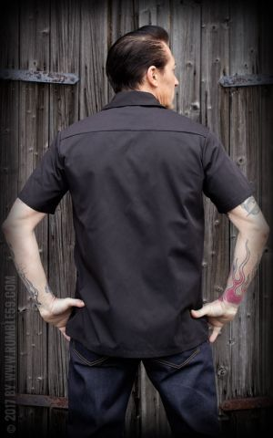Rumble59 - Lounge Shirt - The Pin-ups melody