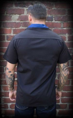 Rumble59 - Lounge Shirt - The Gambler