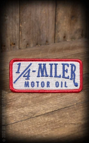 Rumble59 - Gas Station Shirt - Millers Motor Oil