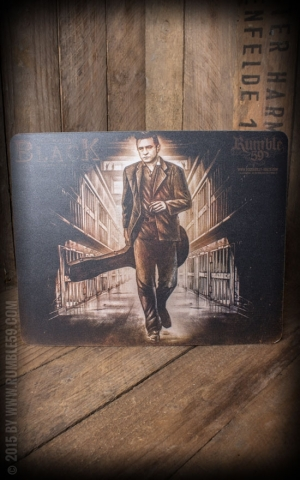 Rumble59 - Mousepad - New Johnny Cash