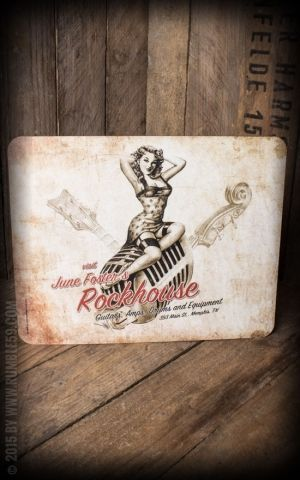 Rumble59 - Mousepad - Rockhouse
