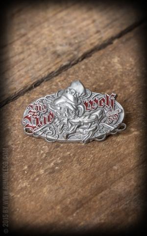 Rumble59 - Big Bad Wolf Pin