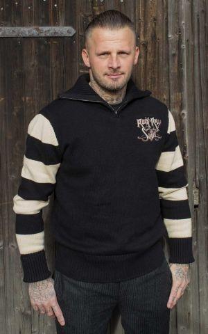 Rumble59 - Racing Sweater - RnR rules my soul