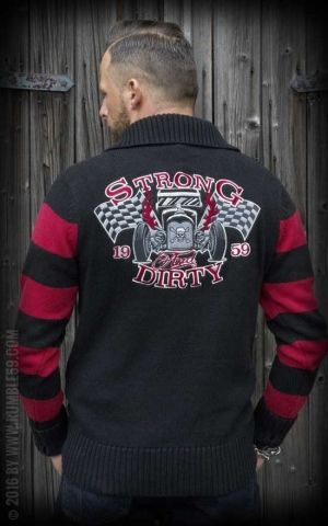 Rumble59 - Racing Sweater - Strong and Dirty