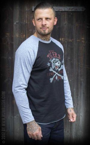 Rumble59 - Raglan Shirt - Memphis Tigers - Longsleeve