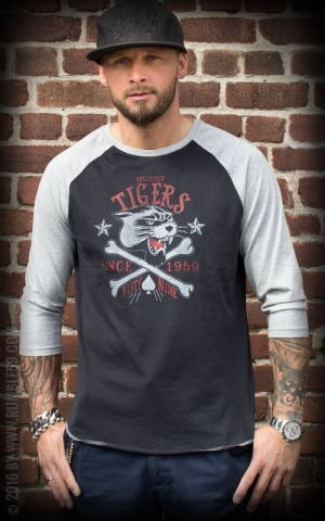Rumble59 - Raglan Shirt - Memphis Tigers