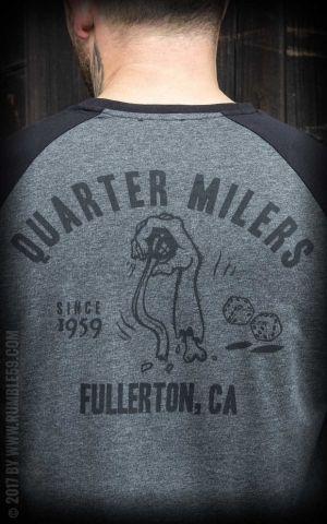 Rumble59 - Raglan Shirt - Quarter Milers