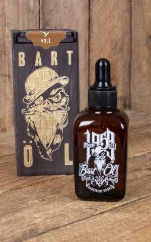 Rumble59 - Schmiere - Beard Oil Dangerous Woods, 50ml