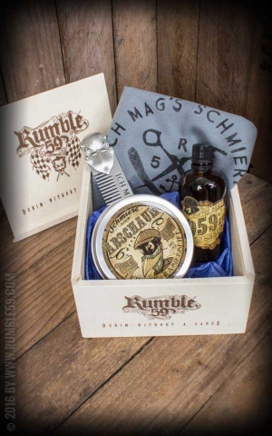 Rumble59 - Schmiere Giftset - Ich mags schmierig - Shave