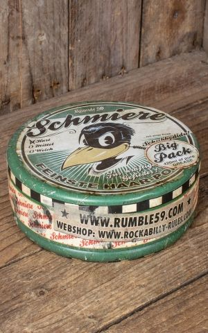 Rumble59 - Schmiere - Pomade hart, Big Pack