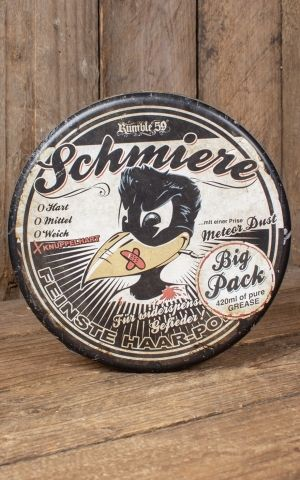 Rumble59 - Schmiere - Pomade rock-hard, Big Pack