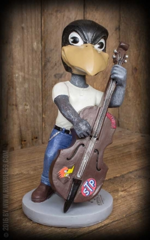 Rumble59 - Schmiere - Wackelkopf Figur | Wobbler Low End Lou