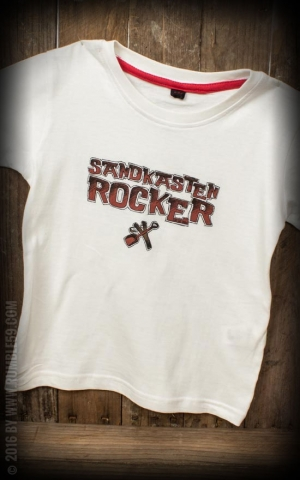 Rumble59 - Sling Shot Rebels - Kids Shirt - Sandkastenrocker