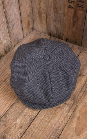 Rumble59 - Slugger Cap | Schiebermütze - grau schwarz