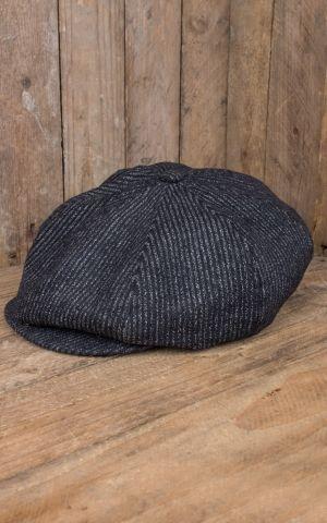 Rumble59 - Slugger Cap | Schiebermütze - schwarz/grau