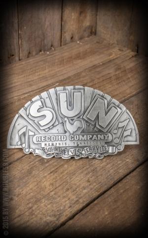 Rumble59 - Boucle de ceinture Sun Records Company