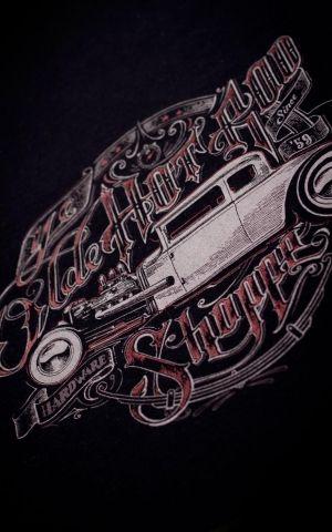Rumble59 - T-Shirt - Ye Olde Hotrod Shoppe