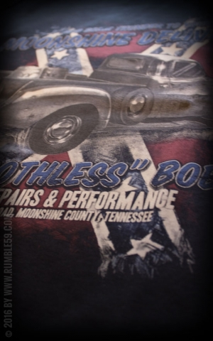 Rumble59 - Moonshine Delivery - T-Shirt