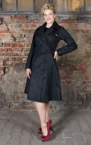 Rumble59 - Ladies Trenchcoat - Wild Inside