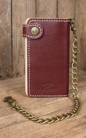 Rumble59 - Leder Wallet 2-Tone - Cash Only