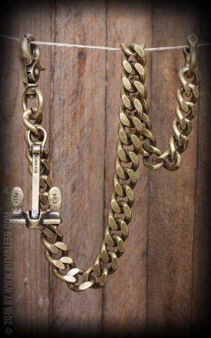 Rumble59 - Wallet Chain | Anchor Chain - Hold Fast