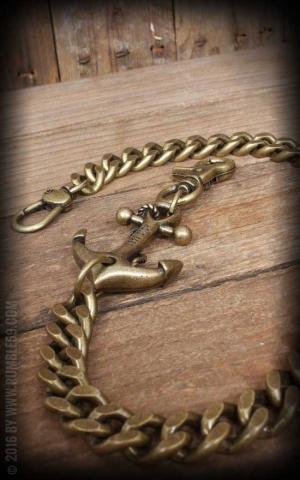 Rumble59 - Wallet Chain - Let go anchor!