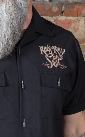 Rumble59 - Worker Shirt - RnR rules my soul