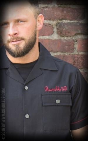 Rumble59 - Worker Shirt - RnR Until I Die