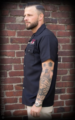 Rumble59 - Worker Shirt - Strong and Dirty