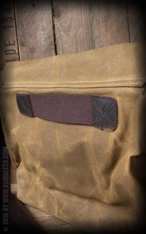 Rumble59 - Canvas Workerbag - The Flathead Garage