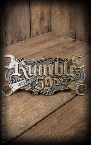 Rumble59 - Wild Wrench Buckle - Special Edition