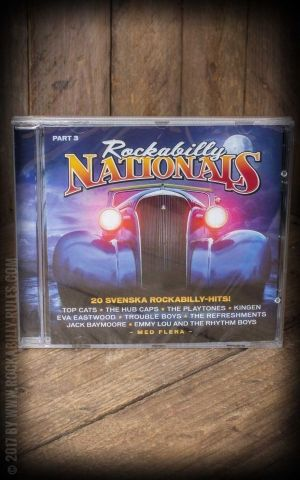 Sampler - Rockabilly Nationals 3