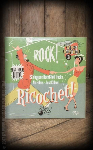 Sampler - Ricochet