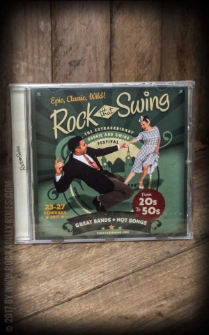 Sampler - Rock That Swing Festival 2017
