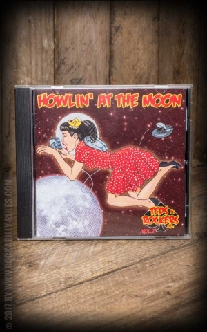 Sampler - Teds & Rockers Inc. Vol. 2 - Howlin At The Moon