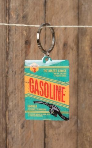porte-clés Gasoline