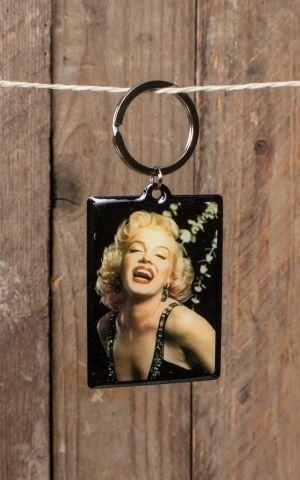 porte-clés Marilyn Monroe