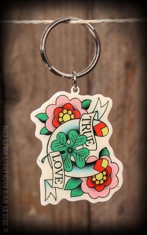 Keychain Sunny Buick True Love